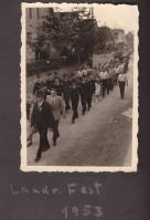 Landfolkfest 1953